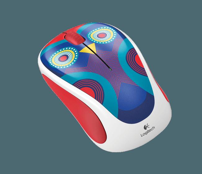 Chuột quang không dây Logitech Wireless Mouse M238