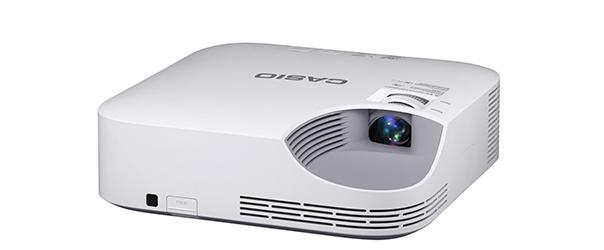 Máy chiếu công nghệ Laser & Led Casio XJ-V1, độ sáng 2,700 ANSI Lumens (XJ-V1)