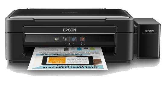 Máy in Epson L360, In, Scan, Copy, Tiếp mực ngoài chính hãng