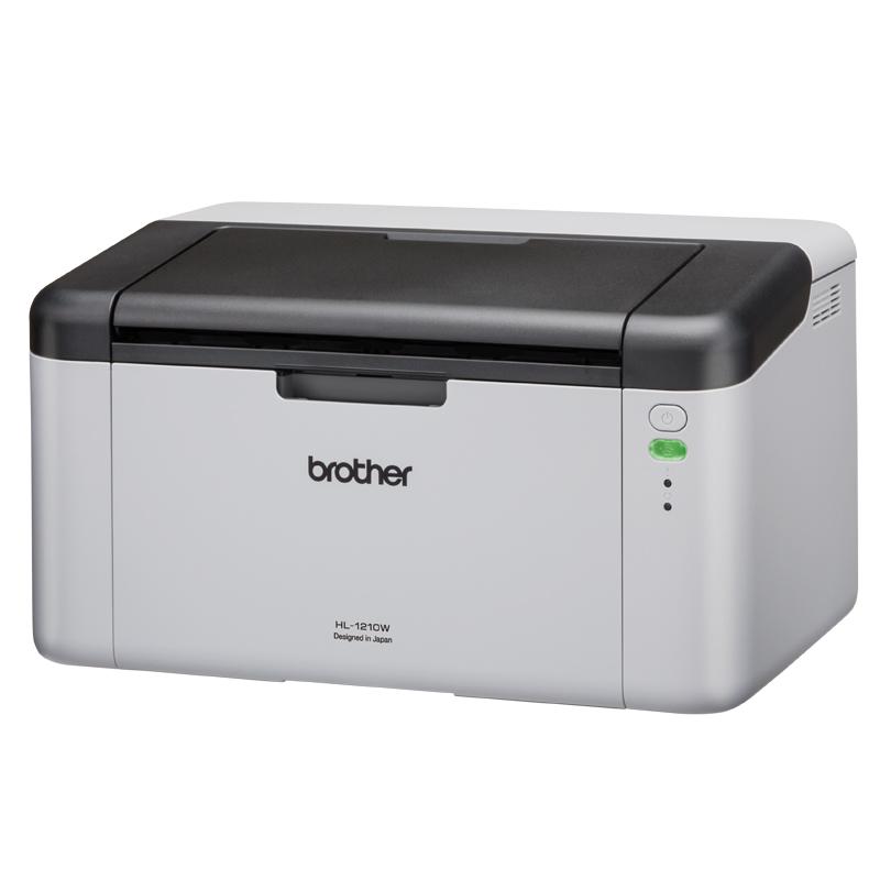Máy in Wifi Brother HL-1211W, Laser trắng đen
