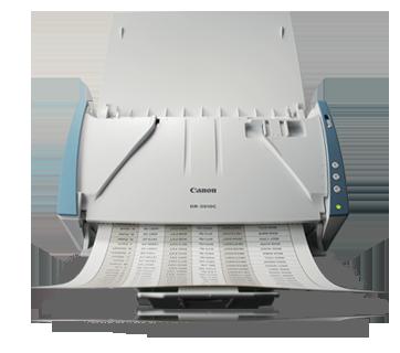 Máy Scan Canon DR2510C, Máy quét văn bản chuyên dụng