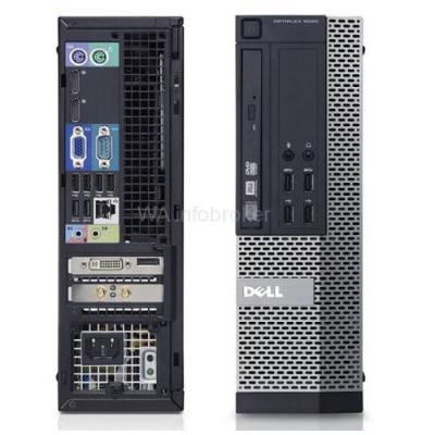 Máy tính Dell 9020 Nhỏ gòn dùng cho văn phòng
