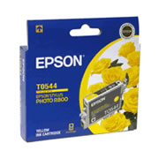 Mực in Epson T0544 - UltraChrome Hi-Gloss - Yellow Ink Cartridge