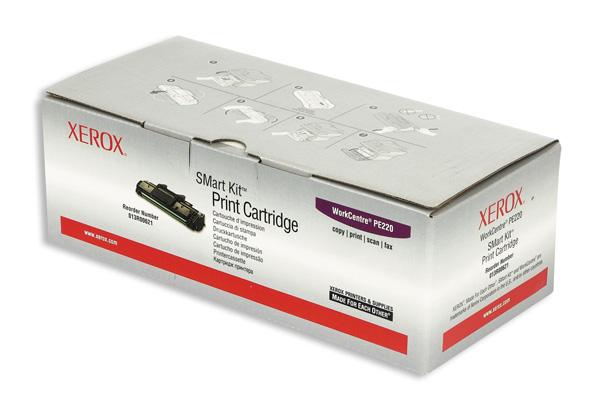 Mực in Fuji Xerox WorkCentre PE220, Black Toner Cartrdge (CWAA0683)