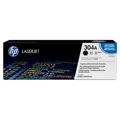 Mực in HP 304A Black LaserJet Toner Cartridge (CC530A)