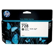 Mực in HP 728 300-ml Matte Black DesignJet Ink Cartridge (F9J68A)