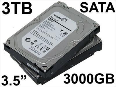 Ổ cứng HDD Seagate 3TB(3000GB) 7200RPM 3.5 Inch giá siêu tốt