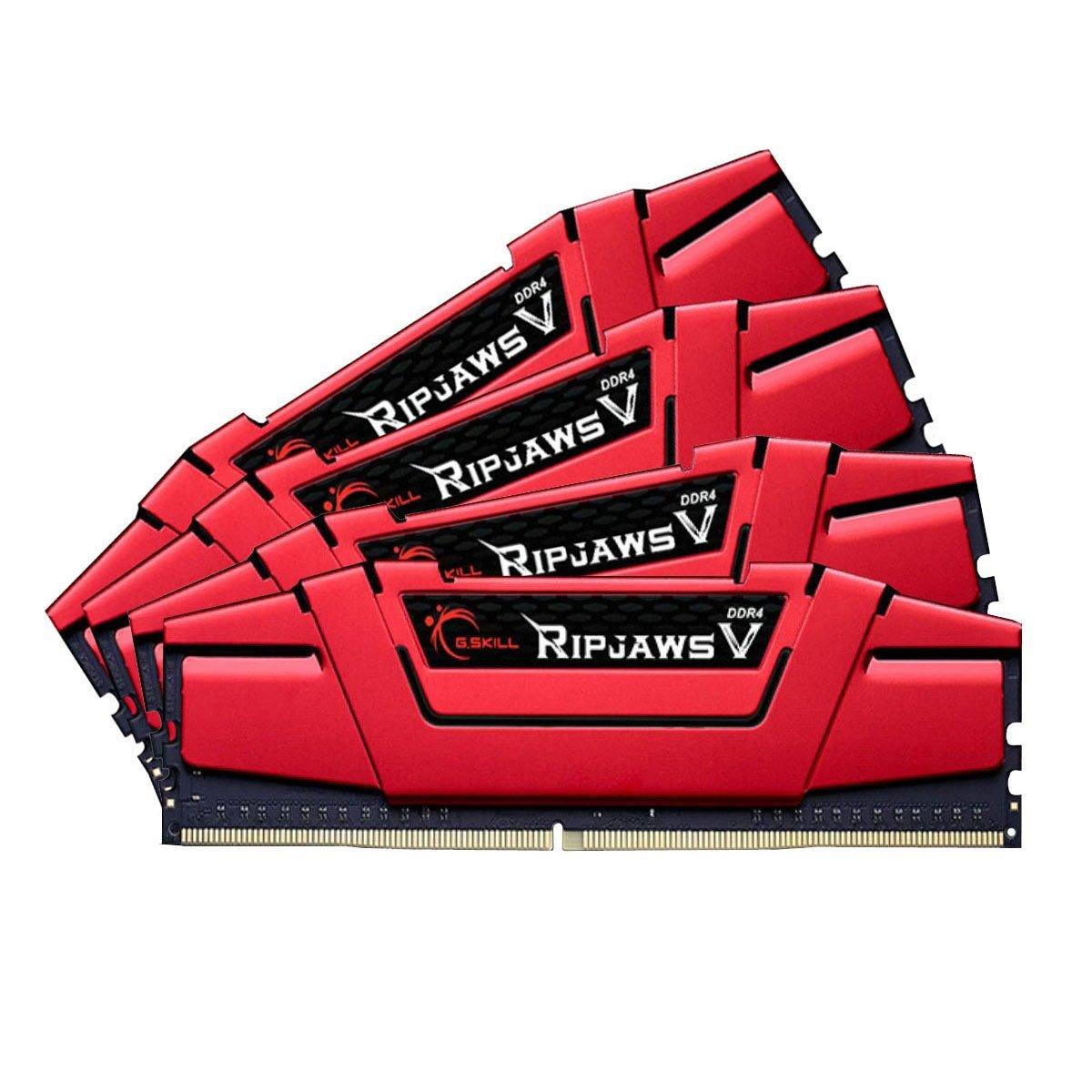 DDR4 4x8GB (3466) G.Skill F4-3466C16Q-32GVR