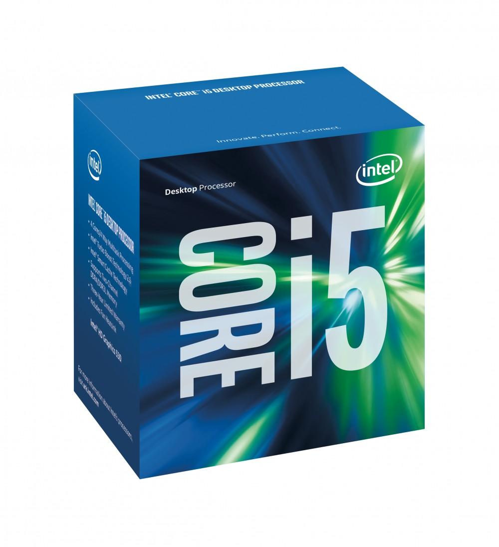 Intel Core  Processor i5-6400  (6M Cache, 2.70 GHz)