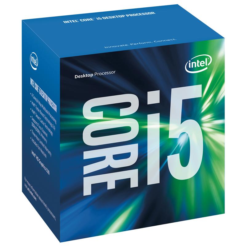 Intel Core  Processor i5-6600  (6M Cache, 3,30 GHz)