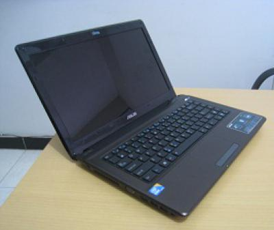 LAPTOP CŨ ASUS K42F - CORE I3, 350M - RAM: 4GB - 500GB