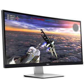 Màn hình Cong Dell U3415W, 34