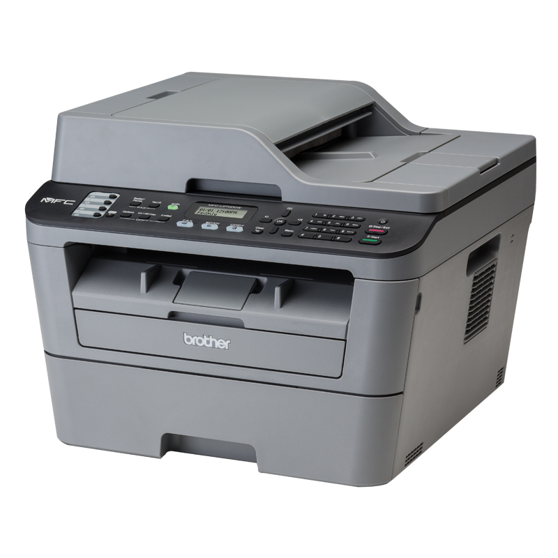 Máy in Brother MFC-L2701D, In, Scan, Copy, Fax, In 2 mặt tự động