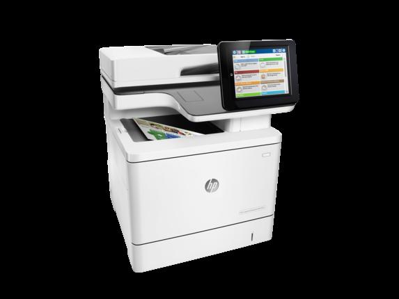 Máy in HP Color LaserJet Enterprise MFP M577dn (B5L46A)
