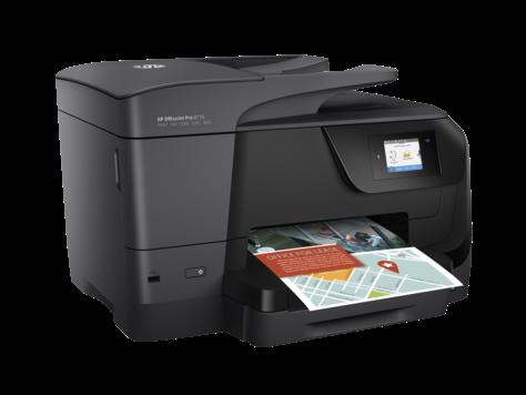 Máy in HP OfficeJet Pro 8715 All-in-One Printer (J6X76A)