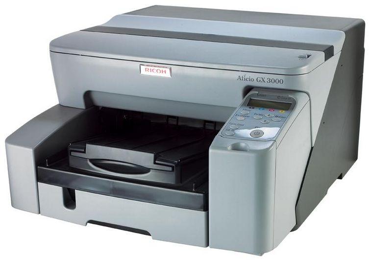 Máy in Ricoh Aficio GX2500 GelSprinter Color Printer