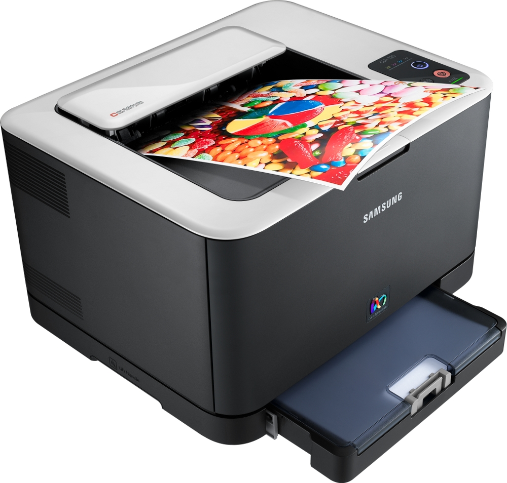 Máy in Samsung CLP325, Laser màu