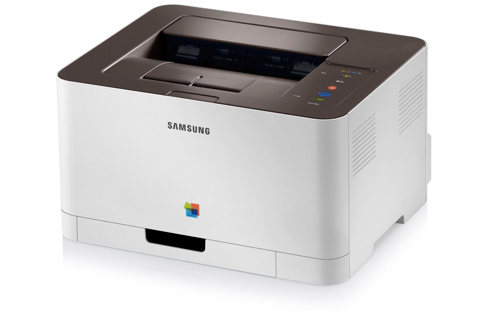Máy in Samsung CLP365, Laser màu