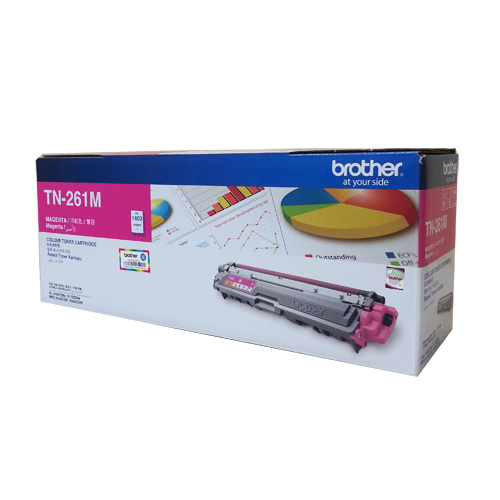 Mực in Brother TN 261 Magenta Toner Cartridge (TN-261M)