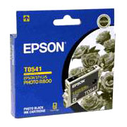 Mực in Epson T0541 - UltraChrome Hi-Gloss - Photo Black Ink Cartridge