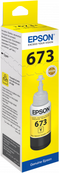 Mực in Epson T673400 Yellow Ink Cartridge (T673400)