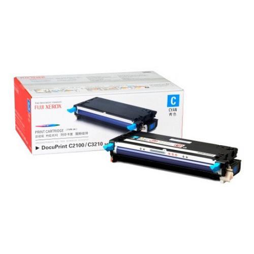 Mực in Fuji Xerox CT350486 Cyan Toner Cartridge (CT350486)