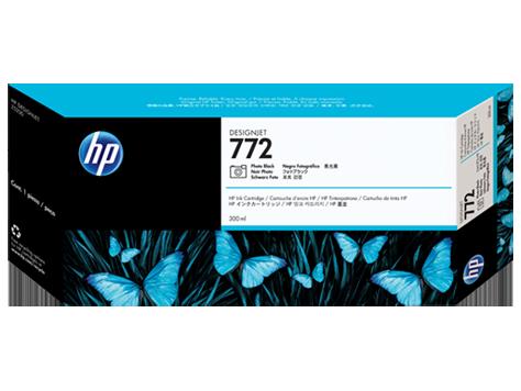 Mực in HP 772 300-ml Photo Black DesignJet Ink Cartridge (CN633A)