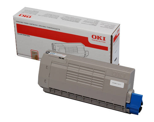 Mực in Oki C711 Yellow Toner cartridge