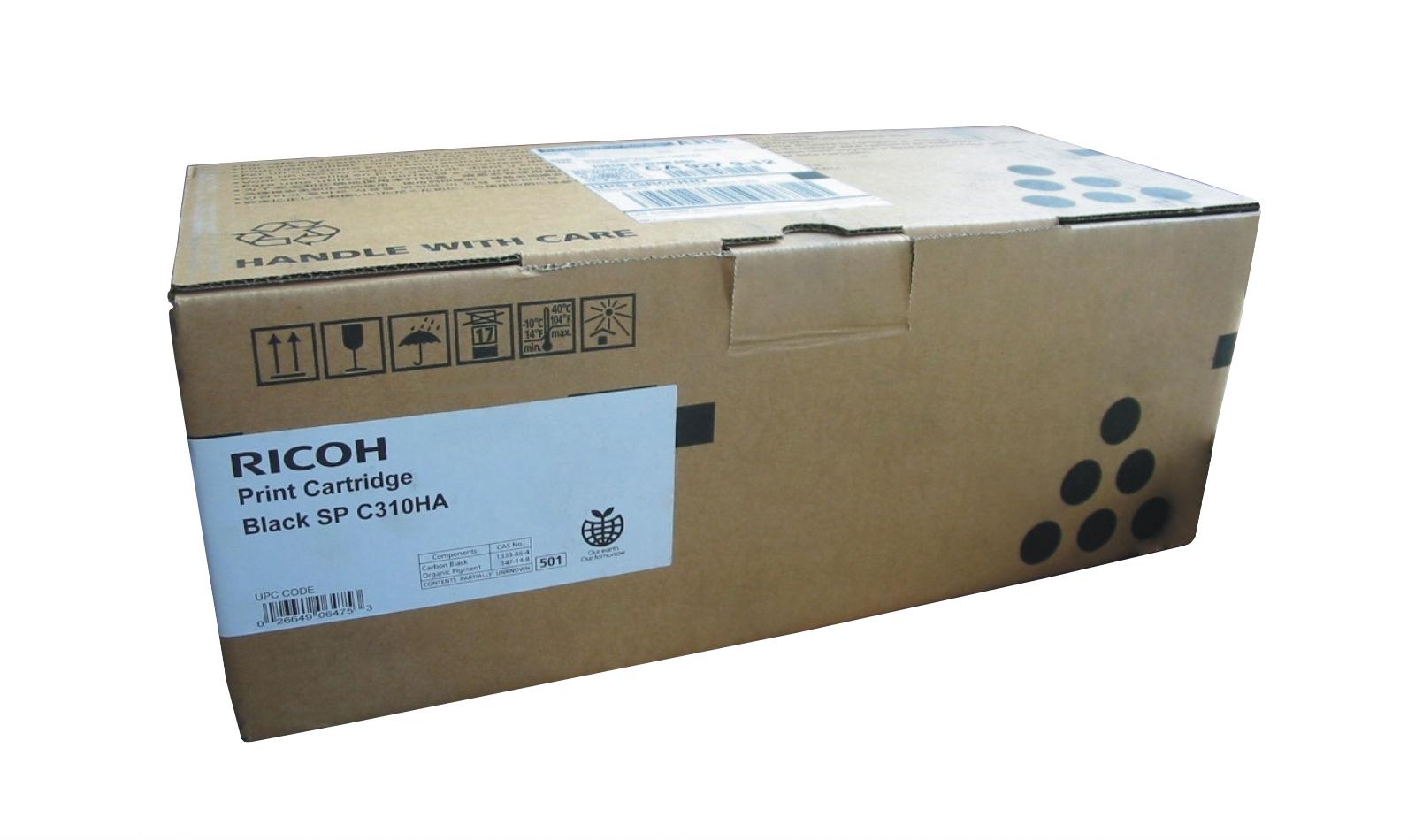Mực in Ricoh C310S Magenta Toner Cartridge