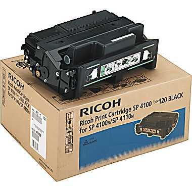 Mực in Ricoh SP4100 Blak Toner Cartridge (407009)
