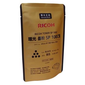 Nạp mực máy in Ricoh SP-100, Black Tone Cartridge (047334)