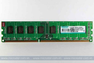 RAM KINGMAX DDR3 2GB 1333Mhz