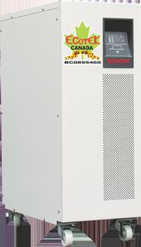 UPS 6000VA SANTAK ONLINE 6KVA–MODEL C6K